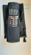 Nokia 8910i Unlocked Cell Phone - Black made in finland