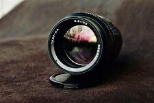 Lens TAIR-11A f2.8/135mm for M4/3 mount lens + case USSR