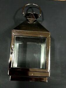 Aluminum Lantern Candle Holder