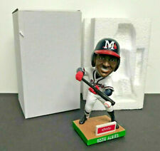 Ozzie Albies Mississippi Braves 2017 Bobblehead .... FIRST EVER SGA Bobblehead