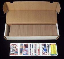 1991 TOPPS BASEBALL 40TH ANNIVERSARY COMPLETE 792 CARD SET CHIPPER JONES ROOKIE