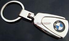 BMW KEY CHAIN CHROME KEY RING Keychain Keyring X1 X3 X4 X5 1 3 4 5 6 7