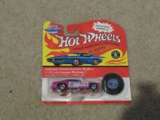 Hot Wheels Vintage Collection Tom McEwen Mongoose Dragster Pink 1:64 MOC 1993