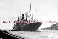 CO 910 - Minnehaha Shipwreck, Scilly Isles, Cornwall - 6x4 Photo