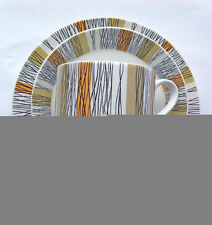 British Midwinter Pottery Cups & Saucers