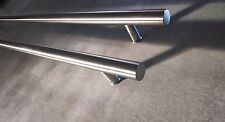 """48"""" Store front Pull Door Handles hardware Stainless Steel Entry /Glass / Shower"""