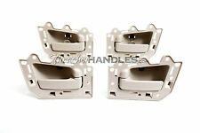 Original Jeep Grand Cherokee Light Graystone (beige) Interior door handle Kit!!