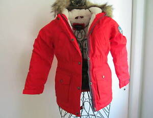 NWT Girls Expedition Down Winter Parka Size (Plus) S (7-8+) $178
