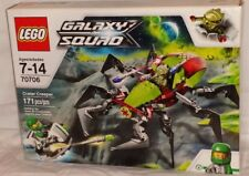 SEALED 70706 LEGO Galaxy Squad CRATER CREEPER spaceship alien 171 pc RETIRED set