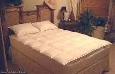 Willow Highlands NEW KING SIZE DOWN MATTRESS TOPPER PAD-Feather Bed