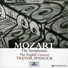 Trevor Pinnock, W.a. Mozart - Symphonies [New CD] Boxed Set
