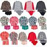 """Vaenait Baby Toddler Kids SPF+50 UV Swimwear Bathingsuit """"Swim Girls"""" 2T-7T"""