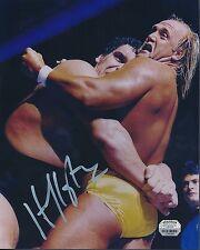 Hulk Hogan Signed 8x10 Photo Autograph Auto Mounted Memories