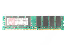 Kingston 512MB KVR400/512R 2.6 400MHz DDR SDRAM Memory RAM (1 Stick/512MB Total)