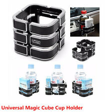 Car A/C Air Vent Outlet Mount Cup Bottle Magic Cube Holder Phone Sundries Holder