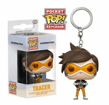 Tracer PVC TV, Movie & Video Game Action Figures