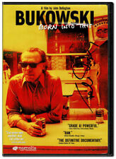 Charles Bukowski-BORN INTO THIS (2006)-ORIG.DVD-SIGNED BY DIRECTOR-FINE COPY