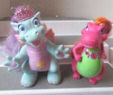 Dragon Tales Cassie + Queen figures lot 1992 1993