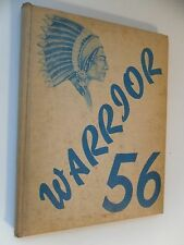 East Jefferson High School Metairie, Louisiana 1956 Yearbook New Orleans RARE
