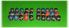 "TEENYMATES NHL 1"" FIGURE COMPLETE SET ALL 30 TEAMS / SERIES 1 - BRAND NEW"