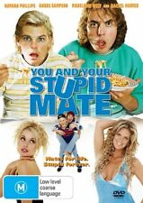 You And Your Stupid Mate (DVD, 2005)EX RENTAL I CAN POST DISC, CASE AND ARTWORK