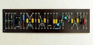 Turret Board for Marshall 50W & 100W JCM800 2204/2203 & DIY/Kit guitar amplifier