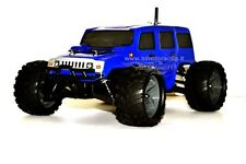 68072 CARROZZERIA BLU + ADESIVI 1:18 OFF ROAD ROCK CRAWLER  BODY Himoto