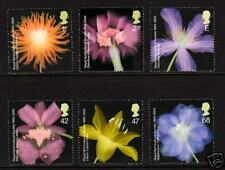 Great Britain Scott 2209-14  MNH set - Flowers