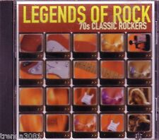 70s Classic Rockers Legends Rock CD Classic Great GREG LAKE CANNED HEAT KANSAS