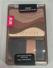 Wet N Wild Coloricon Bronzer w/ Brush #33581 EVERYTHING UNDER THE SUN New Sealed