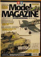 TAMIYA INTERNATIONAL MODEL MAGAZINE....ISSUE NO. 138  APRIL '07