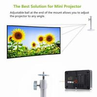Portable Mini Projectors Camcorder Mount Bracket Ceiling Mounted Stand YD