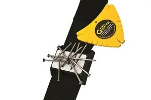 Neat Ideas - Hold & Grip - Magnetic Wrist Holder & Nail Gripper