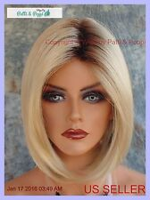 """""""HAILEY"""" RENE OF PARIS NORIKO WIG  *CHAMPAGNE  R *NEW IN BOX WITH TAGS 516"""