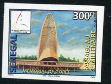 TIMBRE AFRIQUE SENEGAL / NEUF NON DENTELE N° 1626 ** MEMORIAL DE GOREE