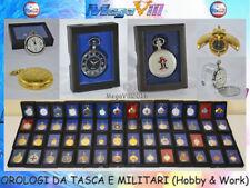 OROLOGI DA TASCA E MILITARI Pocket and military watches OROLOGIO DA TASCHINO