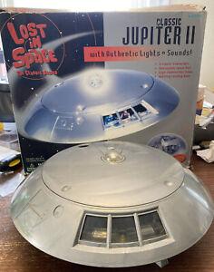 1998 Classic Lost In Space Jupiter II Trendmasters 2 MIB w/ Character playset