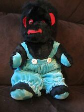 RARE GUND MOUNTAIN GORILLA tags Valentines SCARCE  vintage toy