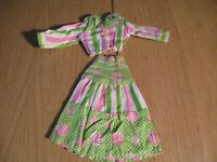 Barbie/Petra - Kleidung 60/70 er Jahren ( Set 162 )