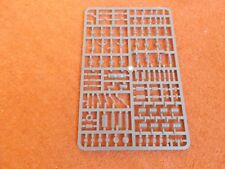 Plastic Soldier Company 15mm German Commanders and Stowage ( Single sprue )