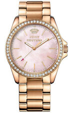 Juicy Couture Women's Rose Gold Stella Crystallized Watch 1901262