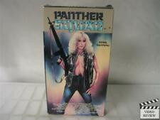 Panther Squad VHS Sybil Danning, Jack Taylor