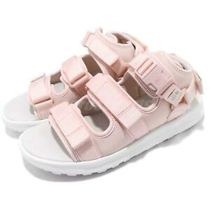 New Balance SD750PP D Pink White Men Unisex One Click Sandals Shoes SD750PPD