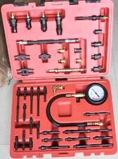 Master Compression Tester Gauge kit for Gas and Diesel Direct - Indirect Engine