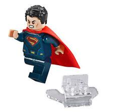 NEW LEGO SUPERMAN MINIFIG figure minifigure 76044 vs. batman with super jumper