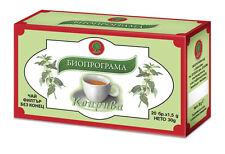 60 tea bags Natural NETTLE HERBAL TEA Organic dissolve kidney stones Antioxidant