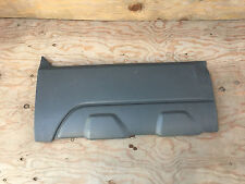 2003 2004 2005 2006 Chevrolet Avalanche right rear door moulding trim 93441630