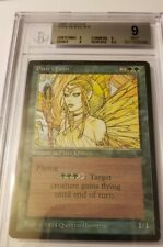 MTG Pixie Queen Legends BGS 9 Quad+  Magic the Gathering Reserve List