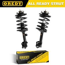 Quick Complete Strut Assemblies w// Mounts Rear Pair for 2006-14 Honda Ridgeline