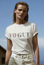 Magnifique T Shirt VOGUE Isabel Marant Collector 2017 TU édition limitée Neuf !